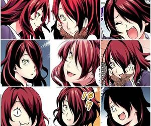 anime, beauty, and manga image
