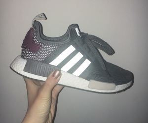 adidas, nmd, and lové image