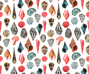 background, nautical, and pattern image