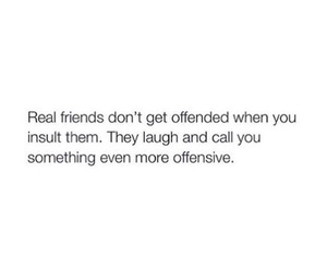 friendships, funny, and quotes image