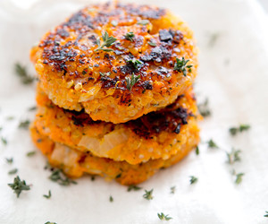 healthy, sides, and sweet potato image