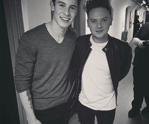 boy, conor, and guy image