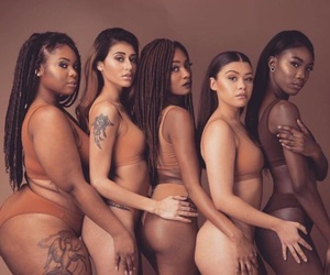 poppin, popping, and melanin image