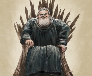 game of thrones, hodor, and hodor image