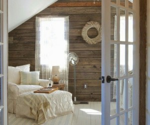 cottage style, home decor, and chaise lounge image