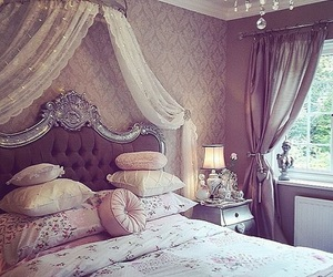 bedroom, fashion, and girly image