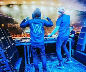 tiesto, dj, and alan walker image