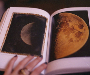 book, cosmos, and photography image