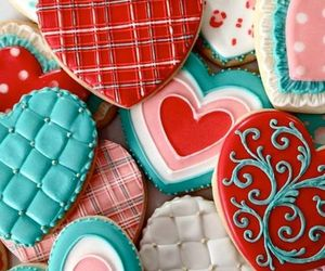 sweet, love, and Cookies image