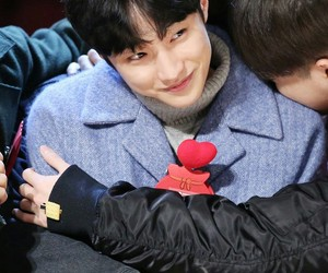 kpop, leader, and jinyoung image