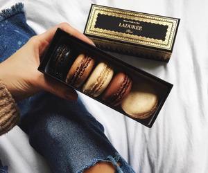 food, fashion, and chocolate image