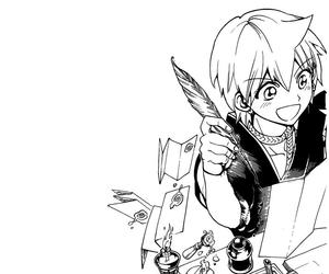 manga, magi, and the labyrinth of magic image