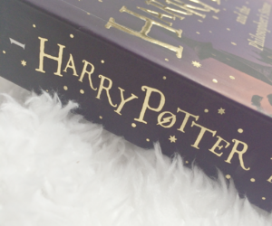 book, books, and gryffindor image