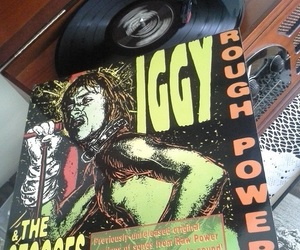 bands, Iggy, and iggy & the stooges image
