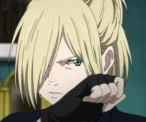yurio, yuri on ice, and anime image