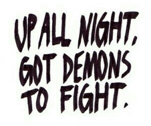 demons and quote image