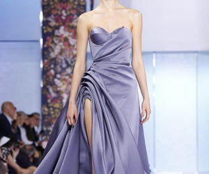 fashion week, ralph & russo, and ralph and russo image