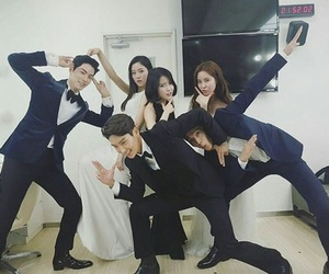 kdrama, korean, and snsd image