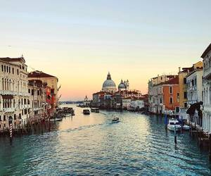 italy, venice, and landscape image
