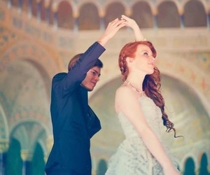 the selection, dance, and maxon image