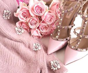 flowers, nice, and roses image