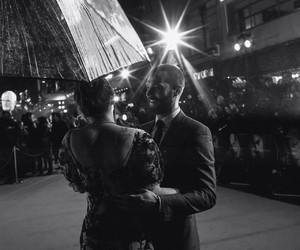 couple, Jamie Dornan, and dakota johnson image