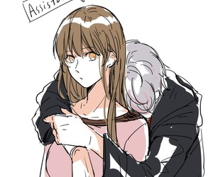 unknown, mystic messenger, and Mc image