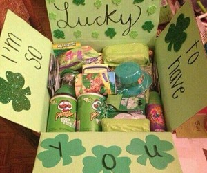 gift, green, and ideas image