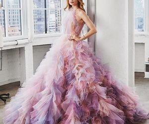 beautiful, princess, and dress image