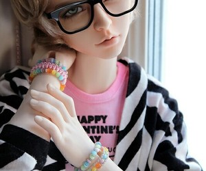 aesthetic, bjd, and doll image