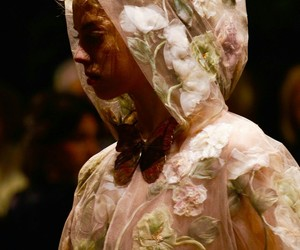Couture, fashion, and hoodie image