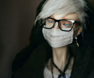 aesthetic, bjd, and boy image