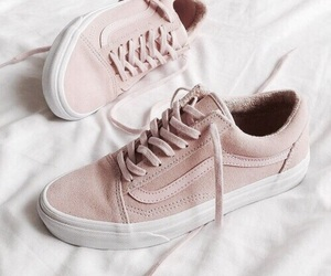 shoes, fashion, and vans image