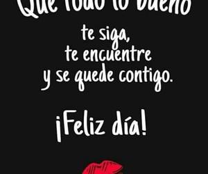 frases en español and feliz dia image