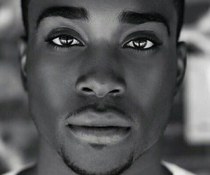 black, man, and boy image