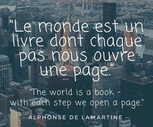 french, hope, and quotes image