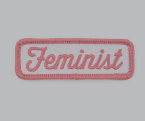 aesthetic, feminist, and girl image
