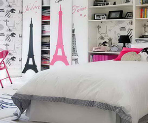 bedroom, girls, and home image