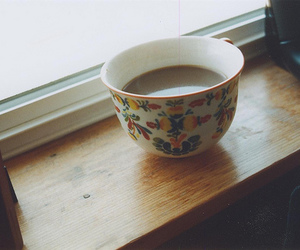 vintage, photography, and coffee image