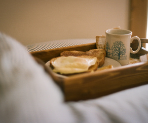 breakfast, vintage, and photography image