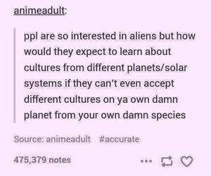 accurate, aliens, and post image