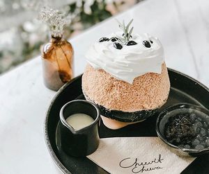 dessert, sweet, and bingsu image