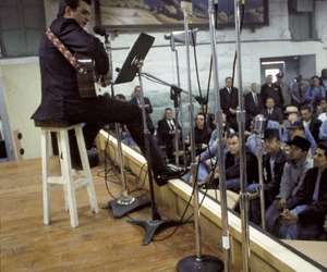 the man in black and folsom prison image