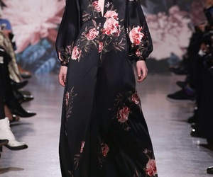 clothes, fashion, and runway image