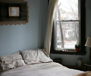 alice, wood, and bed image