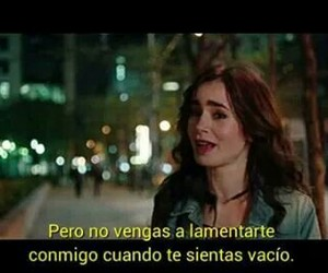 frases, love rosie, and desamor image