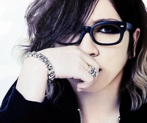 the gazette and ruki image