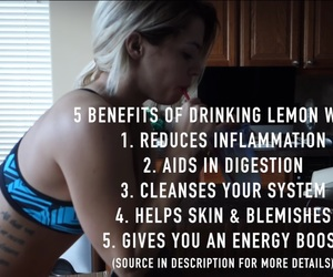 cleanse, lean, and lemon image