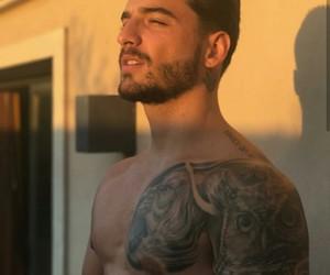 maluma, boy, and tattoo image