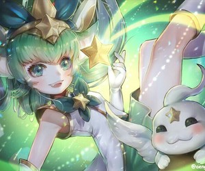lulu and league of legends image